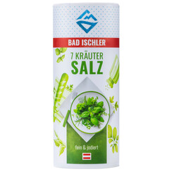 BAD ISCHLER 7 herbs salt 135g