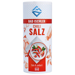 BAD ISCHLER chili salt 90g